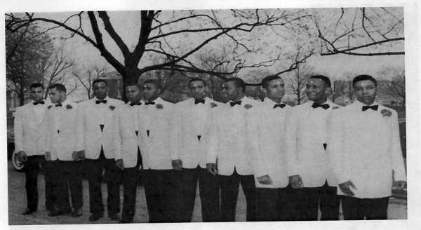 DZ Line April 1956